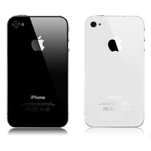 iphone 4s back glass replacement iphone 4 rear back glass battery cover network 3096